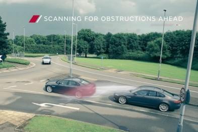 捷豹路虎与福特在英国测试互联汽车