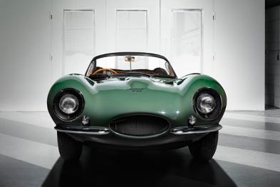 """捷豹是如何让一辆1957年的传奇性超跑车""""重生""""的?"""