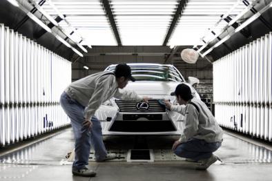 """探访日本九州工厂:雷克萨斯如何重新定义""""匠心""""?"""
