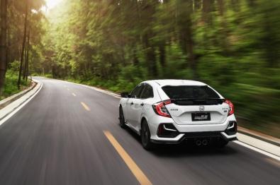 东风Honda全新思域Hatchback上市:为信仰而来