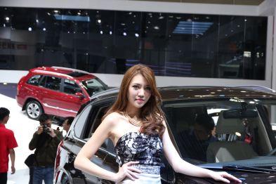 17款将SUV登陆北京车展