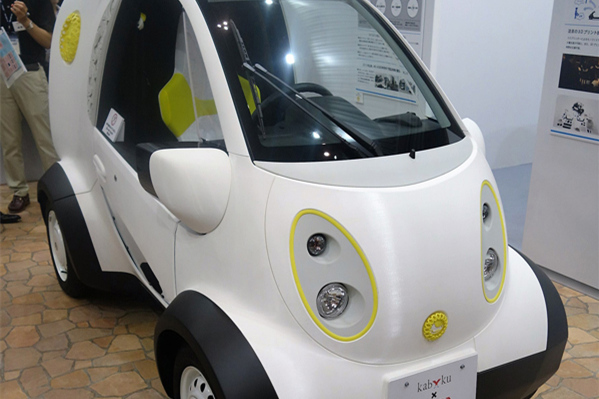 本田用3D打印制造车身外装,开发周期仅需两个月