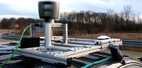 机械式激光雷达