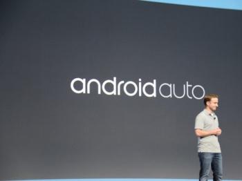 终于,谷歌发布了Android Auto