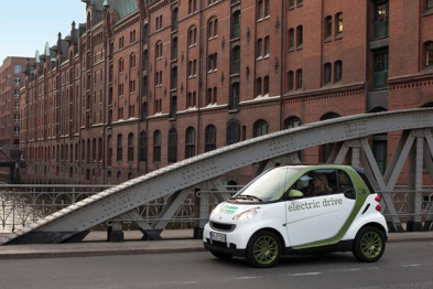 大众与汉堡市达成战略合作,力推智慧交通