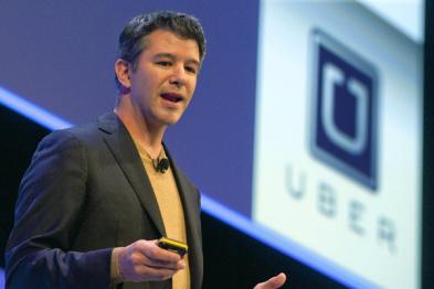 别了「混蛋」,Uber创始人卡兰尼克辞职