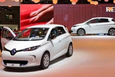 雷诺首款国产电动车将发布,2022年3款电动车入华