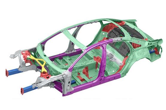 科技说 | 奥迪嫌弃全铝车身,新A8逆势增重51公斤