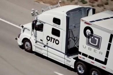 Uber正在进军长途卡车行业