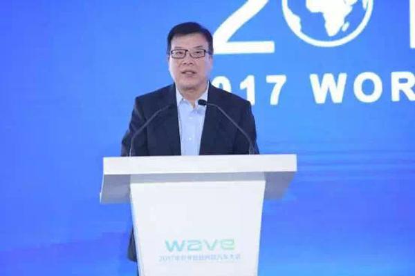 上汽集团总裁陈志鑫