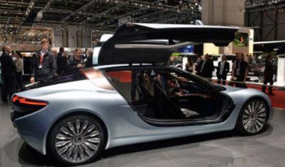 亮点在液流电池,电动概念车Quant e-Sportlimousine惊艳日内瓦车展