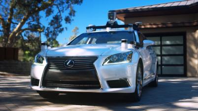 视频 | 丰田研究院TRI无人驾驶测试车首度曝光