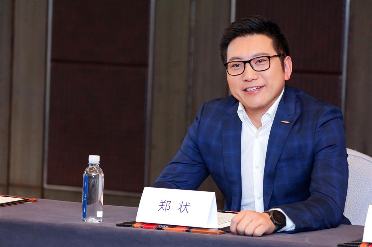 吉利新能源销售公司总经理郑状