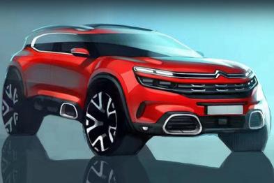 东风雪铁龙下月将密集发布全新SUV等3款车