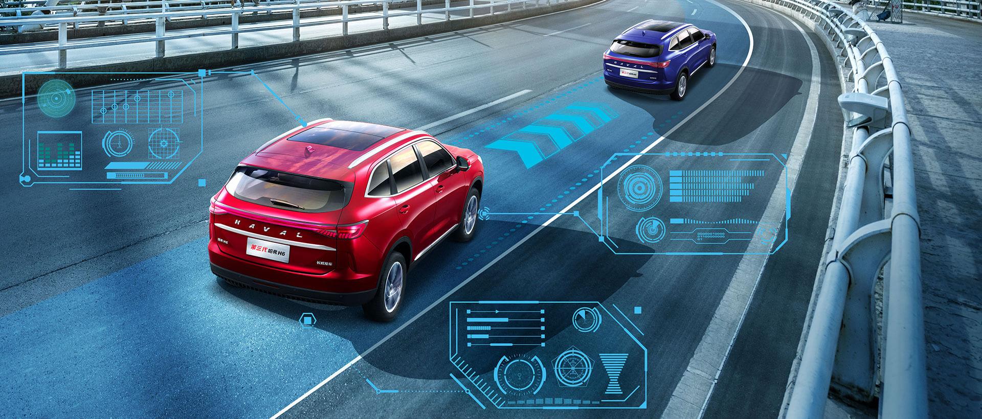 拥有一辆会进化的SUV是什么体验?第三代哈弗H6 FOTA升级让你天天开新车