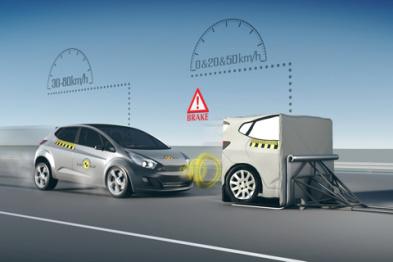 英国专家:2030年所有新车将配备AEB功能