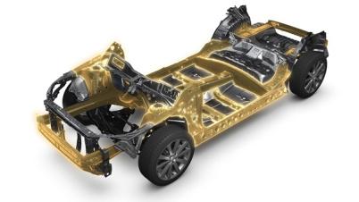 斯巴鲁计划推出一款?#34892;?#22411;纯电动SUV