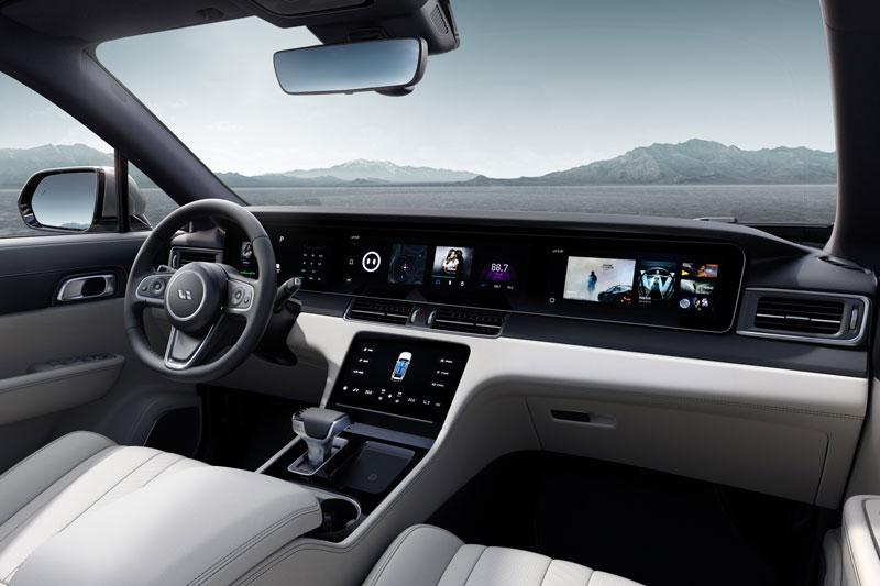 哈曼为理想提供的车载信息娱乐系统解决方案