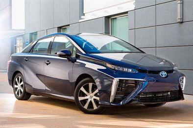 丰田召回全部Mirai燃料电池车,这背后发生了什么?
