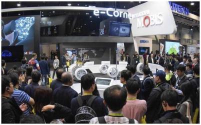 现代摩比斯在CES上发布自动泊车技术,预计今年完成研发