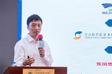搭建面向智能网联汽车的网络建设——赵亮