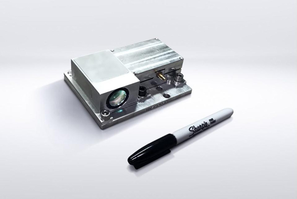 Strobe开发的激光雷达原型产品
