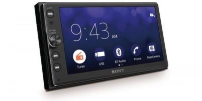 索尼发布旗下第一款CarPlay汽车音响系统