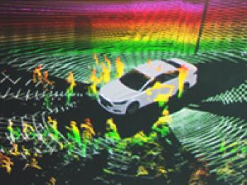 站在实验车上看清未来技术,福特发布首个自动驾驶原型车