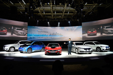 宝马公布在华新能源战略,9款新车助力细分市场布局