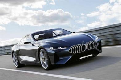 宝马全新8系明年德国工厂投产