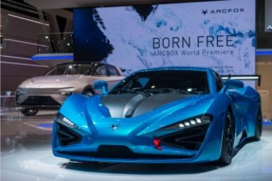 2019中国汽车科技创新大奖,ARCFOX荣获年度最受期待新能源品牌奖