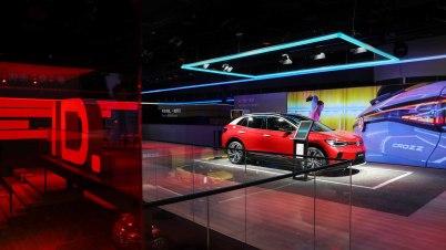 """大众汽车品牌携""""众前行,致未来""""战略亮点车型 闪耀2020年广州车展"""