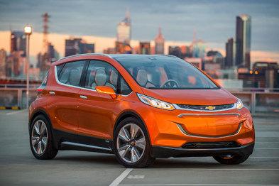 通用、LG为Bolt达成全面合作计划,新车预计明年投产上市