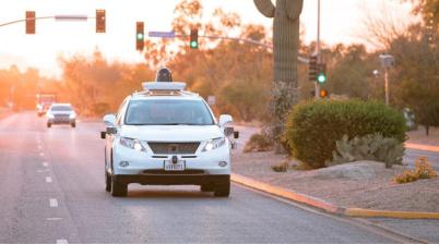 美国加州将允许全无人驾驶汽车申请测试或商用