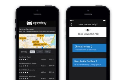 从Openbay Connect看汽车服务比价模式
