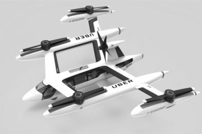 Uber Air飛行汽車選出5國合作測試城市