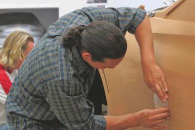 在数字时代,英菲尼迪依然对陶土模型情有独钟