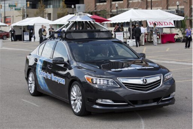 传统车企+新兴势力,让汽车自动化进入新发展阶段