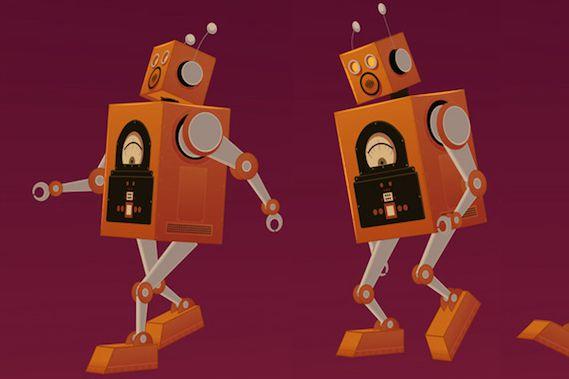【世界观】中国机器人,请慢些走