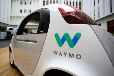谷歌自动驾驶项目独立成子公司Waymo,向合作造车战略转型