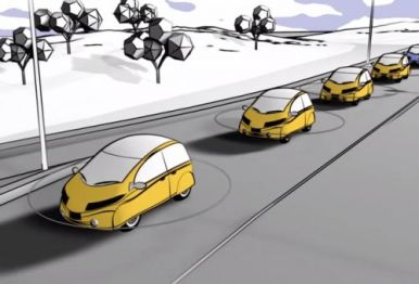 M City:为车联网测试建一座迷你城
