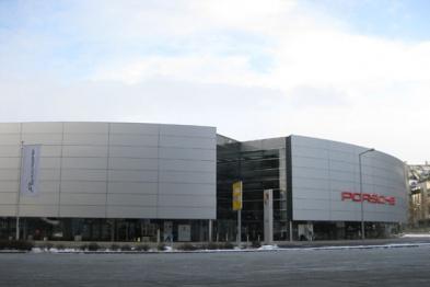 保时捷在柏林开办数字化实验室