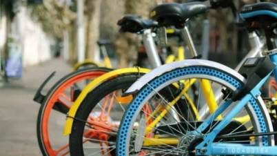 变色的共享单车,变味的巨头游戏