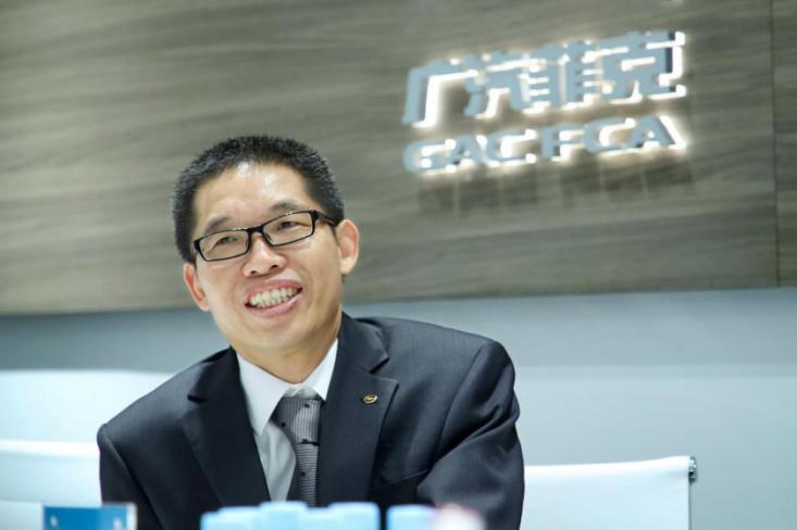 广汽菲克执行副总裁张宗胜