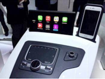 奥迪MMI进化:除了变Bigger,还有CarPlay和Android Auto附体