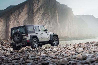 致敬76年历史,Jeep推出牧马人Rubicon Recon十周年限量珍藏版
