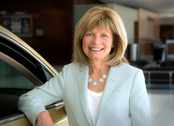 福特汽车移动出行总裁兼执行副总裁Marcy Klevorn