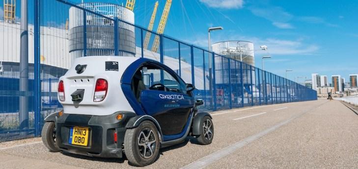 英国投资2亿英镑发展自动驾驶,现在这些钱都花到哪里去了?