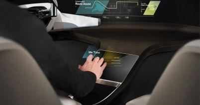 宝马明年CES将展示HoloActive触控技术
