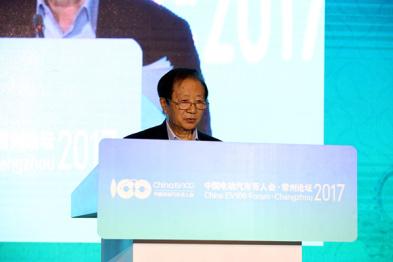 百人会理事长陈清泰:智能车发展的4个态势及其传递的5个信息